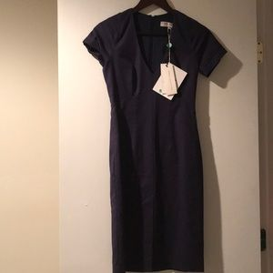 French Connection Dress. Navy. New with Tags.